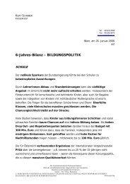 KURT SCHOBER - rotstift - SPÖ