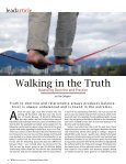 Truth in Doctrine Truth in Relationship - Spirit & Truth Fellowship ... - Page 4