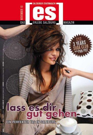 als eine Modeadresse …Staudinger Men ... - Ludwig Magazin