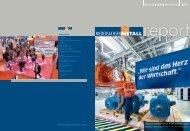 NiedersachsenMetall-Report 1/2012
