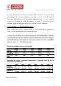 Informe de la Federación de Industria de Comisiones Obreras - Page 3