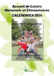 Télécharger le calendrier - Beauchamp