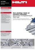 Alsidige løsninger til montage af solceller på skrå og flade tage. - Page 4