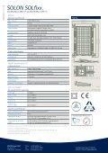SOLON SOLfixx. Fotovoltaisk system til flade tage. - Page 6