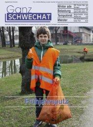 Frühjahrsputz - Stadtgemeinde Schwechat