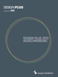 Download der Ausschreibungsunterlagen (pdf) - German Design ...