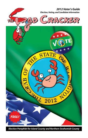 2012 Voter's Guide - The Crab Cracker