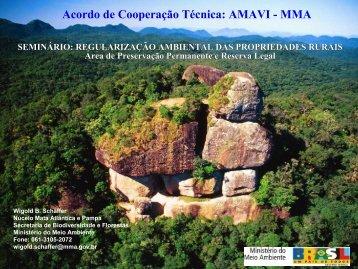 MMA - Decreto Lei - Amavi