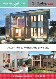 Download PDF Brochure - G.J. Gardner Homes