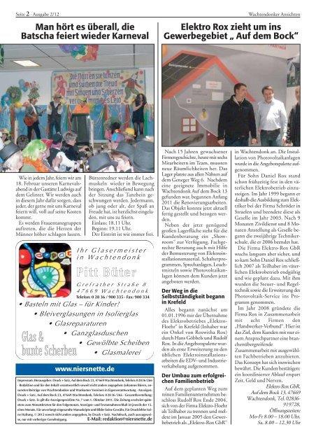 Seite 9 - Wachtendonk aktuell