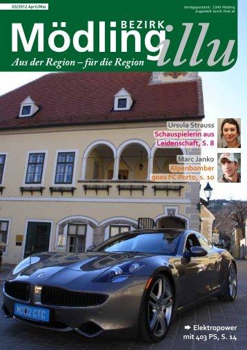 †Elektropower mit 403 PS, S. 14 Ursula Strauss Schauspielerin aus ...