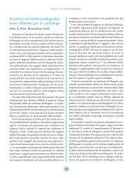 Genetica ed elettrocardiografia - Giornale Italiano di Aritmologia e ...