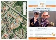 Se hvad der sker i Hadsten Byjubilæum 8. september 2012 ...