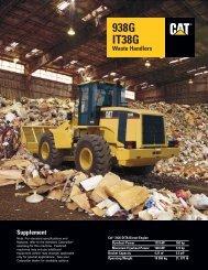 938G IT38G Waste Handlers -AEHQ5382-01 - Kelly Tractor