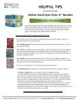 View / Download Ombre Hand Dyes - Page 2