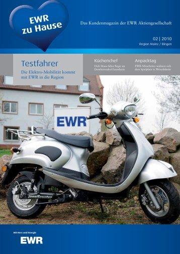 Region Mainz/Bingen - EWR