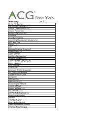 ACG NY Members.xlsx