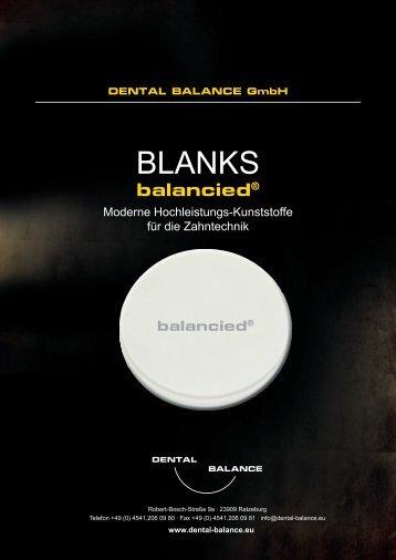 Produktbeschreibung - Dental Balance