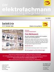 technik - Elektro-Innung Berlin