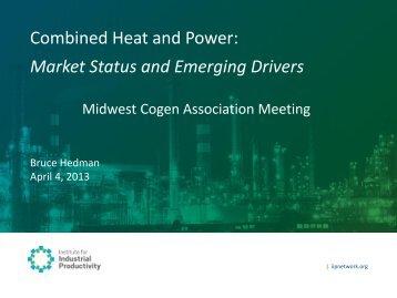Presentation - Midwest Cogeneration Association