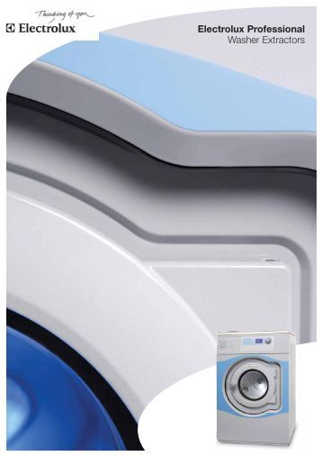 Open Pocket Washer Extractor ~ D hooge open pocket washer extractors commercial laundry
