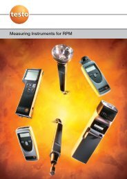 Measuring Instruments for RPM
