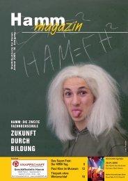 ZUKUNFT DURCH BILDUNG - Verkehrsverein Hamm