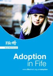 Adoption in Fife - Home Page