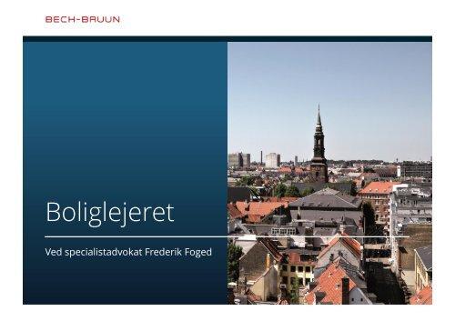 Lejeret - Bech-Bruun
