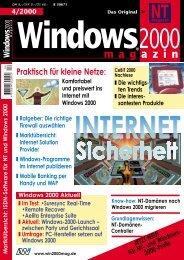 Windows 2000 04 - ITwelzel.biz