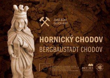 Hornický CHODOV - Hornické město OELSNITZ/ERZGEBIRGE