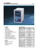 CI-1500 SERIES Weighing Indicator - KODA - Page 5
