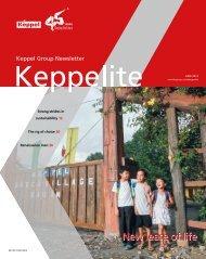 June 2013 - Keppel Corporation
