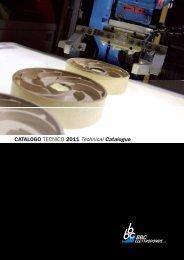 Catalogo tecnico pompe sommerse BBC