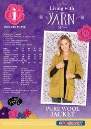 Ladies Wool Jacket - Spotlight Promotions