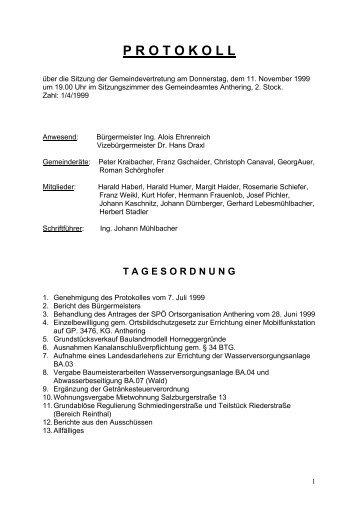 11.11.1999 - .PDF - Anthering