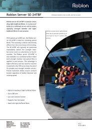 Roblon Server SE-24TBF - Roblon A/S