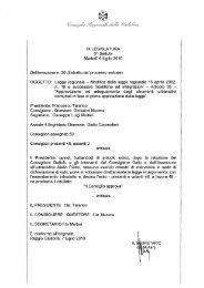 30 - Consiglio regionale della Calabria