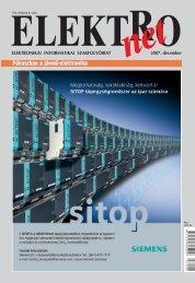 Lapunk elôfizethetô az interneten is - Elektro Net