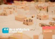 Architekturerziehung für die Grundschule ... - de-a arhitectura