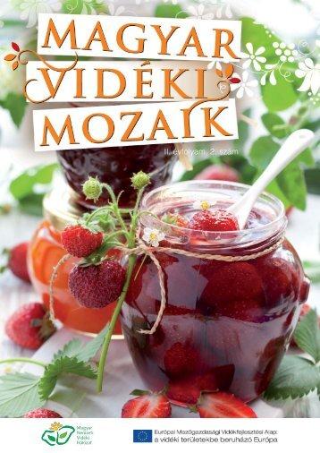 Kedves Olvasó! - Magyar Nemzeti Vidéki Hálózat