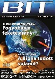 BIT 8.évfolyam 11.szám - ELTE Informatikai Kar Hallgatói ...