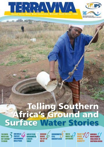 Telling Southern Africa's Ground and Surface Water Stories