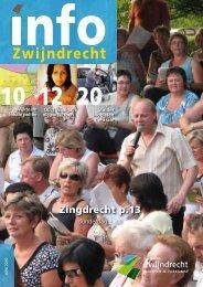 Zingdrecht p.13 - Gemeente Zwijndrecht