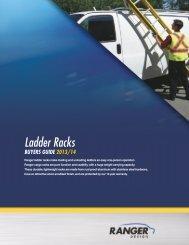 Ladder Racks - Ranger Design