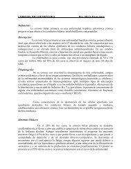 CIRROSIS BILIAR PRIMARIA - Asociación de Gastroenterología y ...