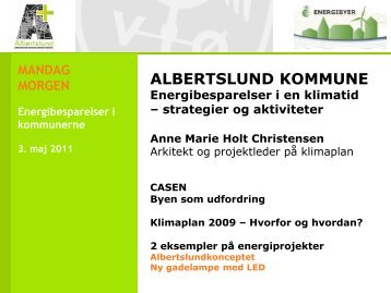Anne Marie Holt Christensen - Mandag Morgen