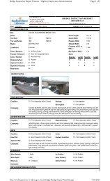 black brook bridge (tch-012) - Department of Transportation and Works