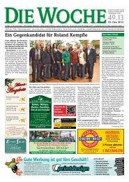 Samstag, 7. Dezember - Redaktion + Verlag