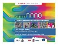 Der hessische Nanotechnologie ... - Learning Nano